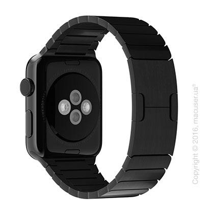 Блочный браслет цвета «чёрный космос» Link Bracelet 42mm