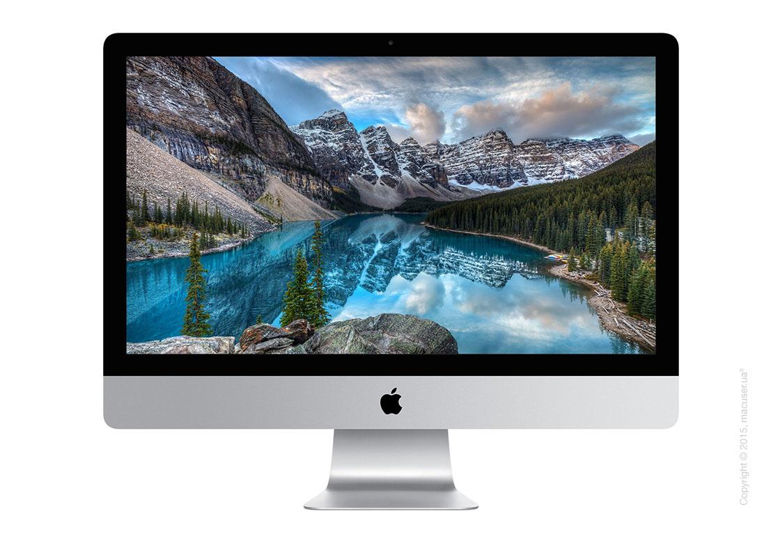 Apple iMac 27 с дисплеем Retina 5K Z0SC0005E