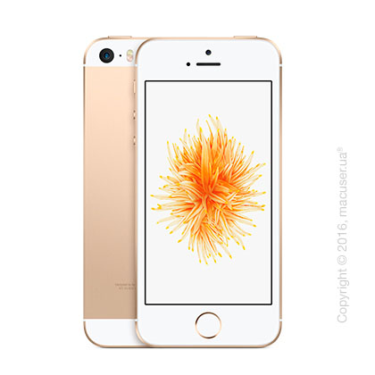 Apple iPhone SE 64GB, Gold