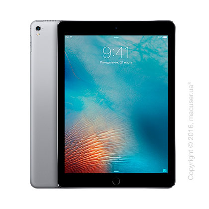Apple iPad Pro 9,7 дюйма Wi-Fi + 4G 128GB, Space Gray