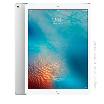 Apple iPad Pro 12,9 дюйма Wi-Fi + 4G 256GB, Silver