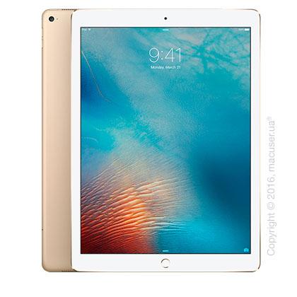 Apple iPad Pro 12,9 дюйма Wi-Fi + 4G 256GB, Gold