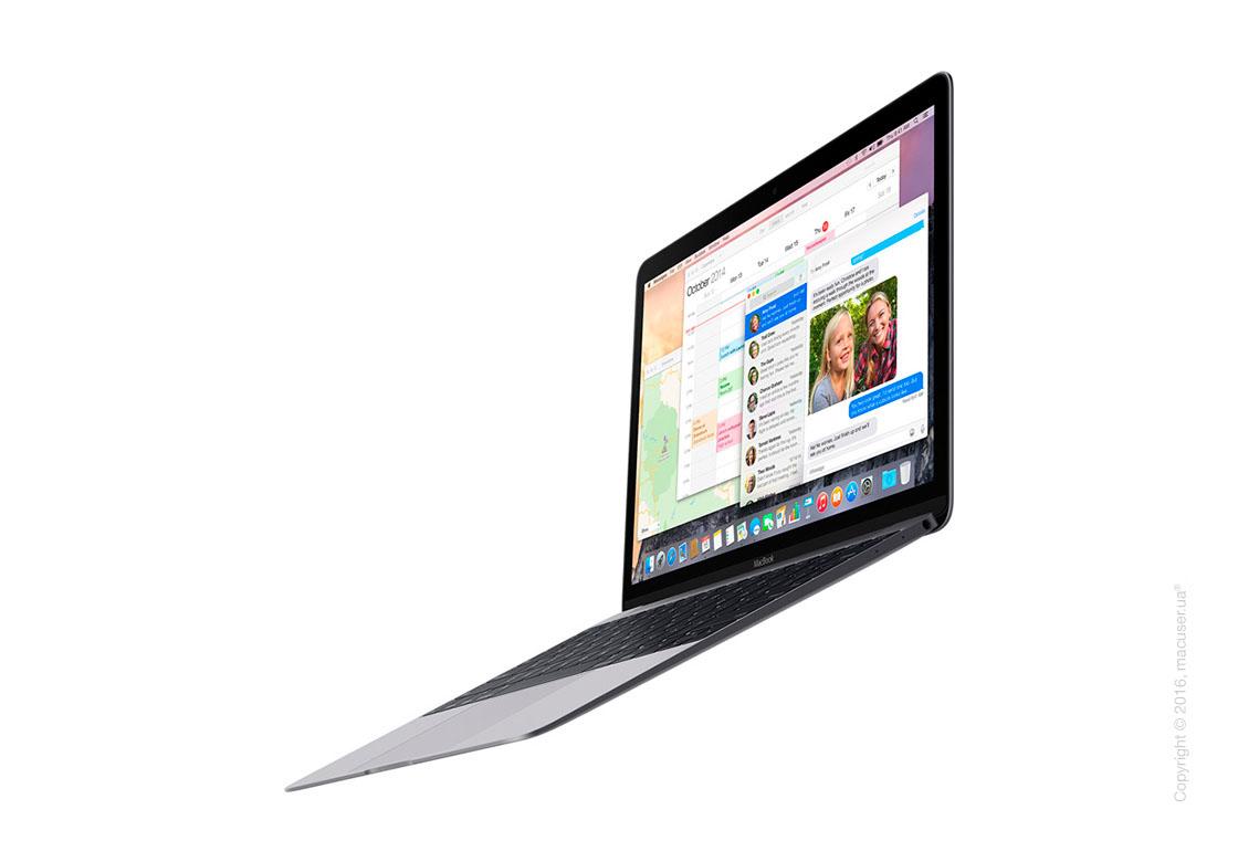 Apple MacBook 12 Retina Space Gray 256GB MLH72