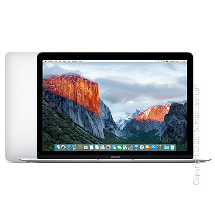 Apple MacBook 12 Retina Silver 512GB MLHC2