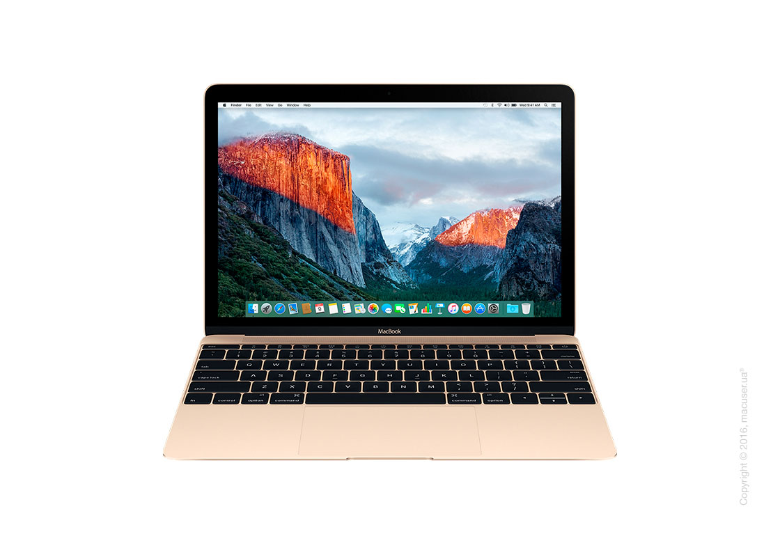 Apple MacBook 12 Retina Gold 512GB MLHF2