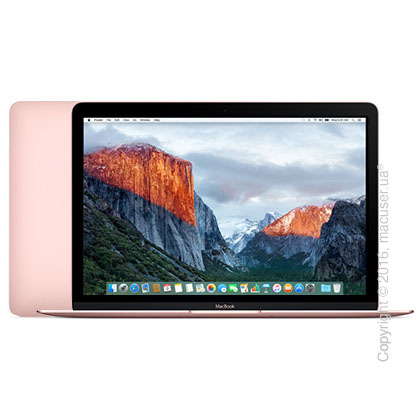 Apple MacBook 12 Retina Rose Gold 512GB MMGM2