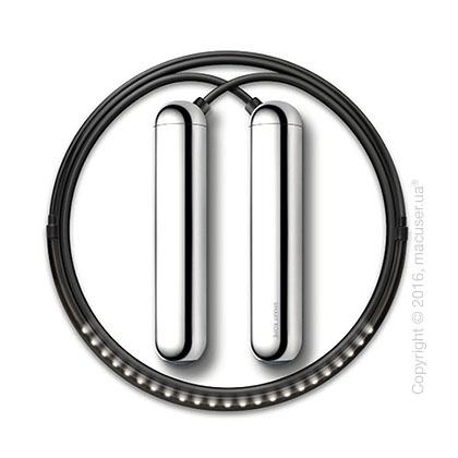Умная скакалка Tangram Smart Rope, M size, Chrome