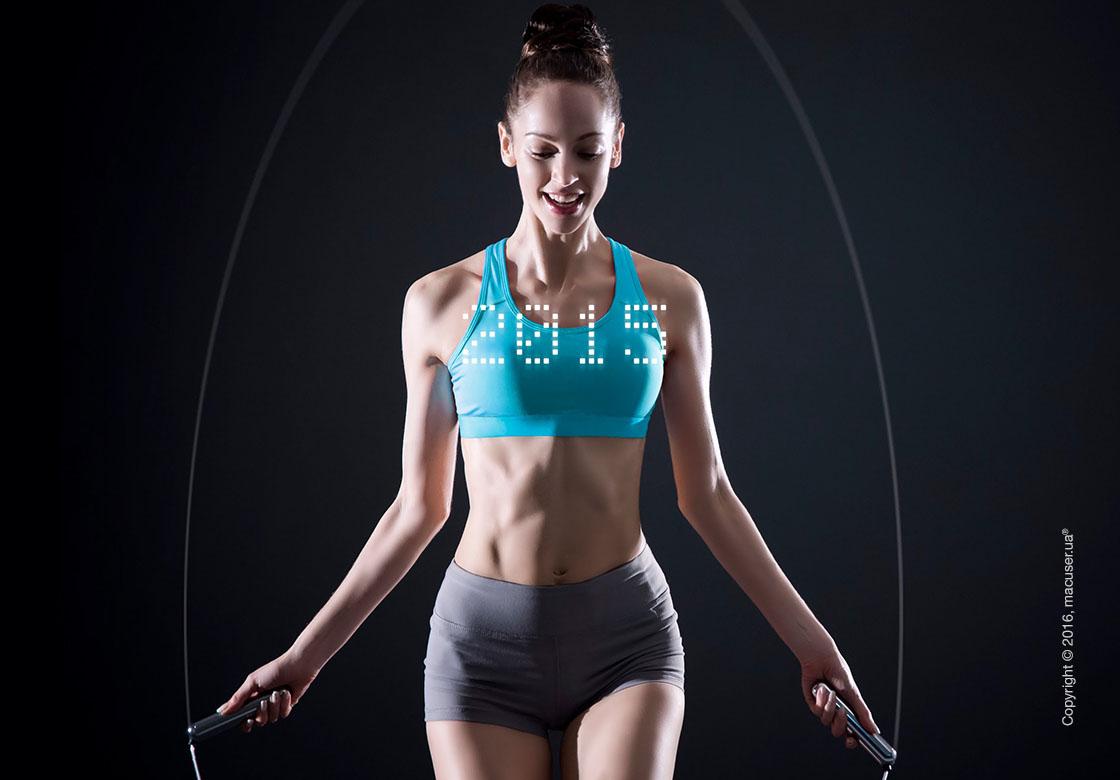Силиконовые накладки Soft Grip для скакалки Tangram Smart Rope, Green
