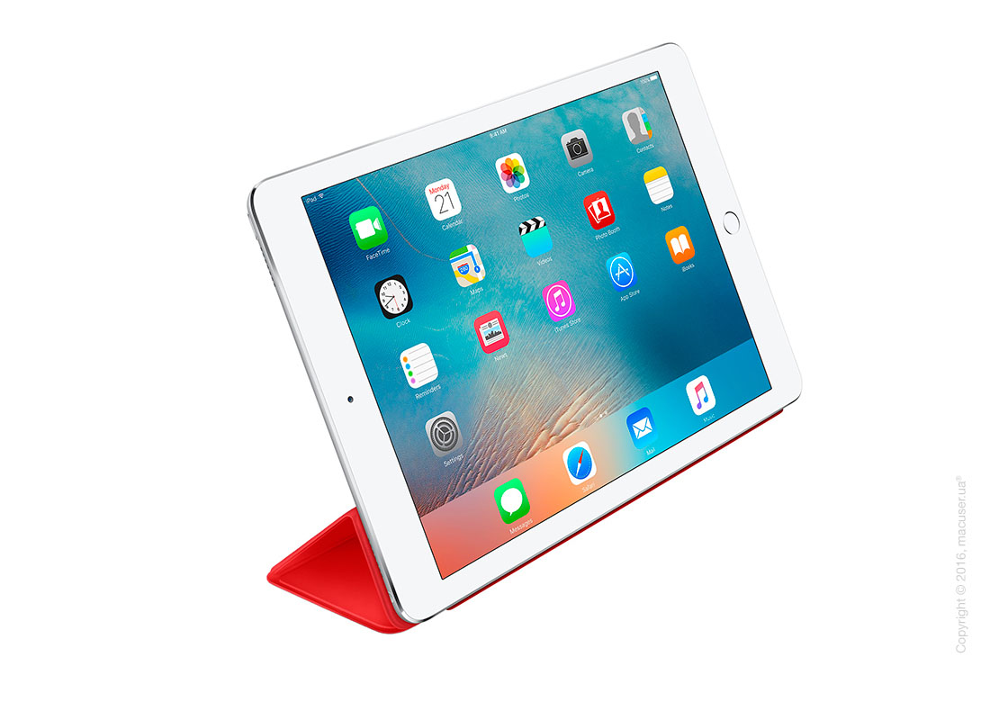 Чехол Smart Cover, (PRODUCT)RED для iPad Pro 9,7