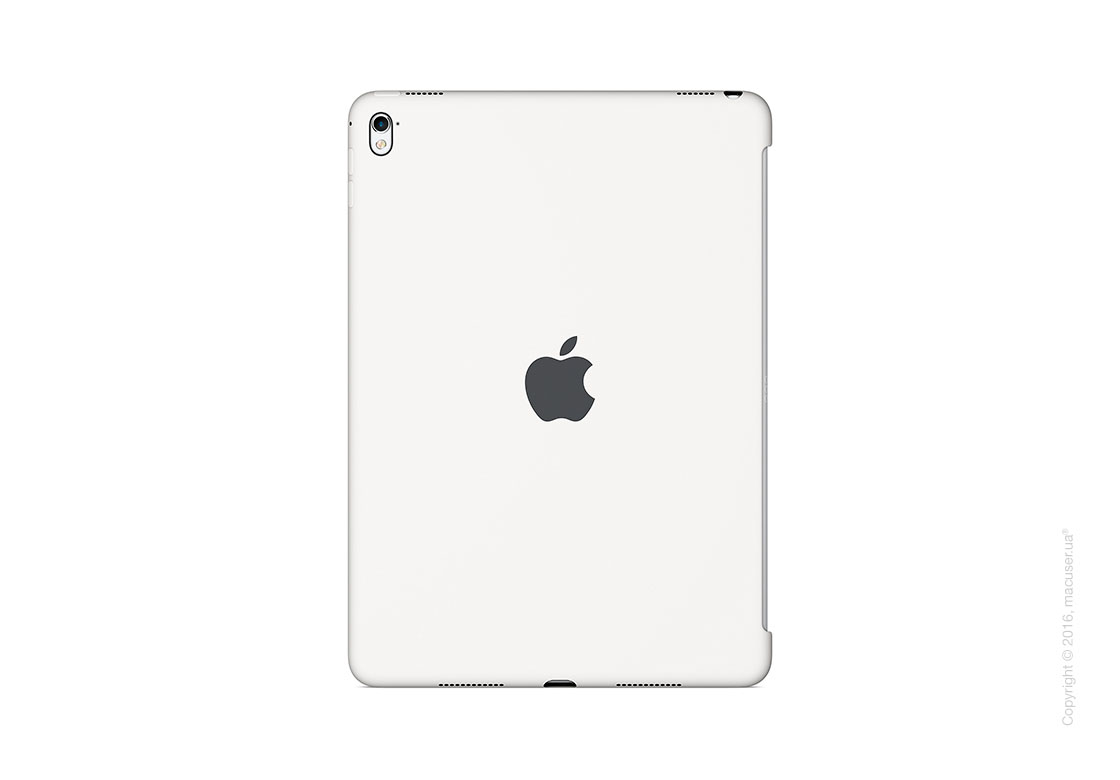 Чехол Silicone Case, White для iPad Pro 9,7