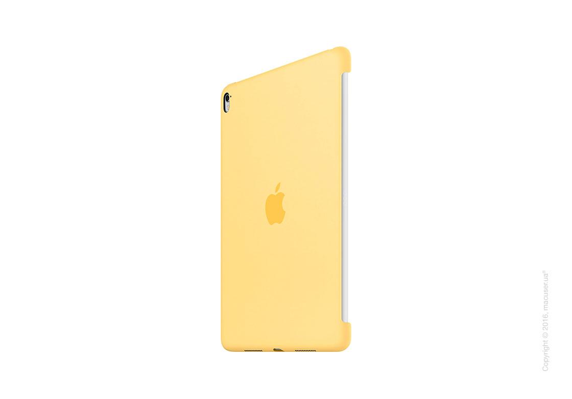 Чехол Silicone Case, Yellow для iPad Pro 9,7
