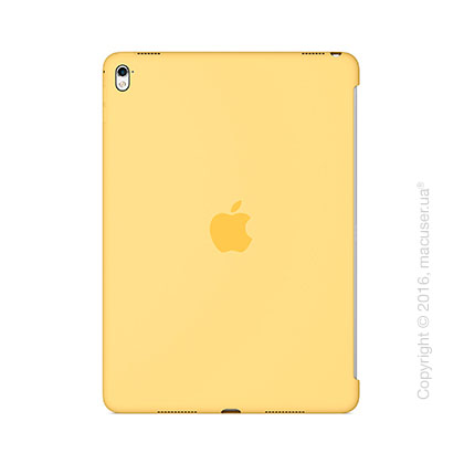 Чехол Silicone Case, Yellow для iPad Pro 9,7