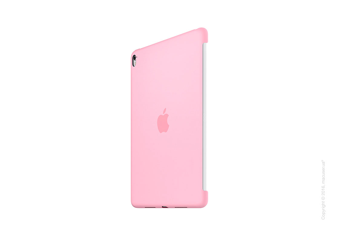 Чехол Silicone Case, Light Pink для iPad Pro 9,7