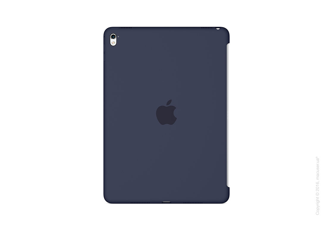 Чехол Silicone Case, Midnight Blue для iPad Pro 9,7