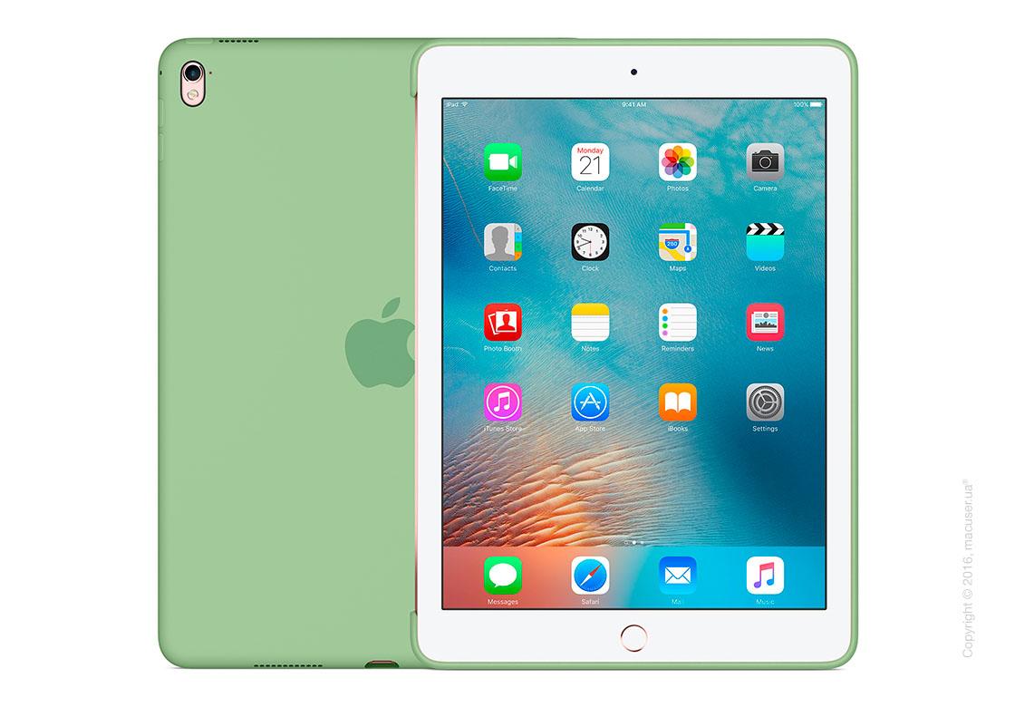 Чехол Silicone Case, Mint для iPad Pro 9,7