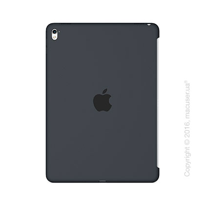 Чехол Silicone Case, Charcoal Gray для iPad Pro 9,7