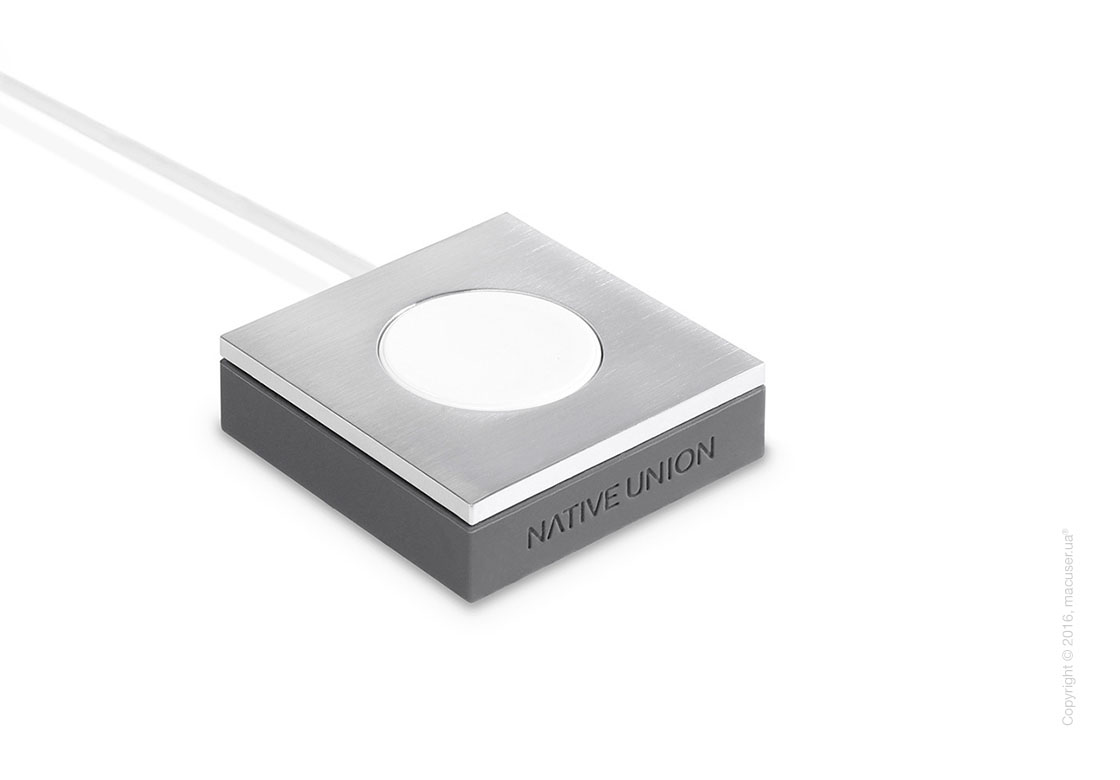 Док-станция NATIVE UNION Anchor для Apple Watch, Slate