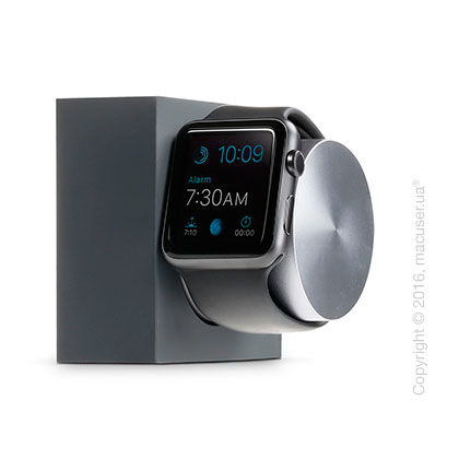 Док-станция NATIVE UNION Dock Apple Watch Silicone, Slate