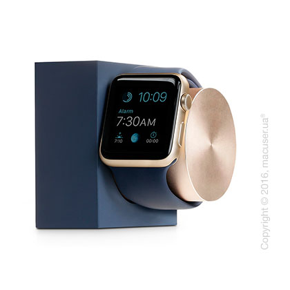 Док-станция NATIVE UNION Dock Apple Watch Silicon, Marine