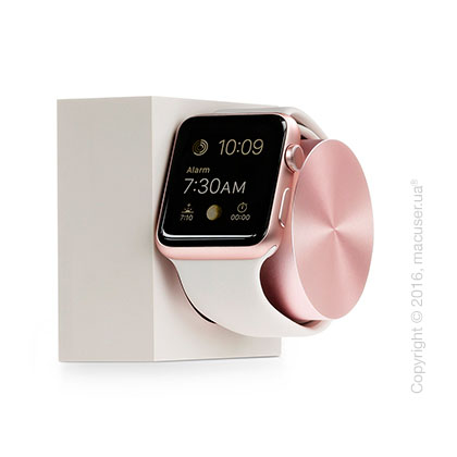Док-станция NATIVE UNION Dock Apple Watch Silicone, Stone