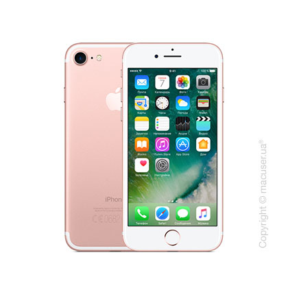 Apple iPhone 7 128GB, Rose Gold