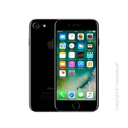 Apple iPhone 7 256GB, Jet Black