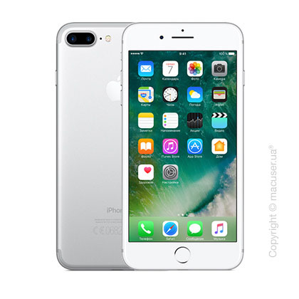 Apple iPhone 7 Plus 32GB, Silver