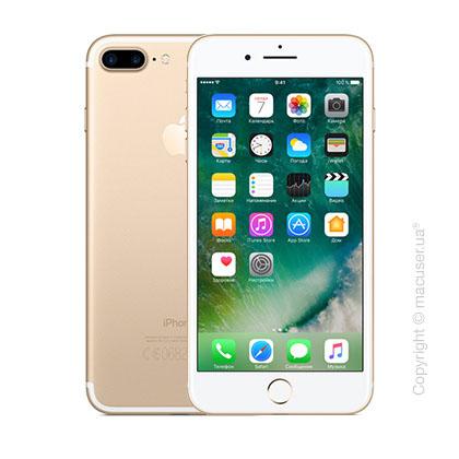 Apple iPhone 7 Plus 256GB, Gold
