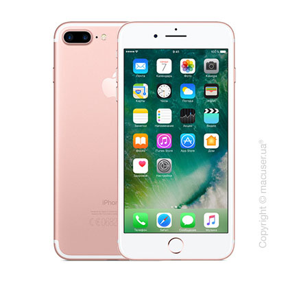 Apple iPhone 7 Plus 256GB, Rose Gold