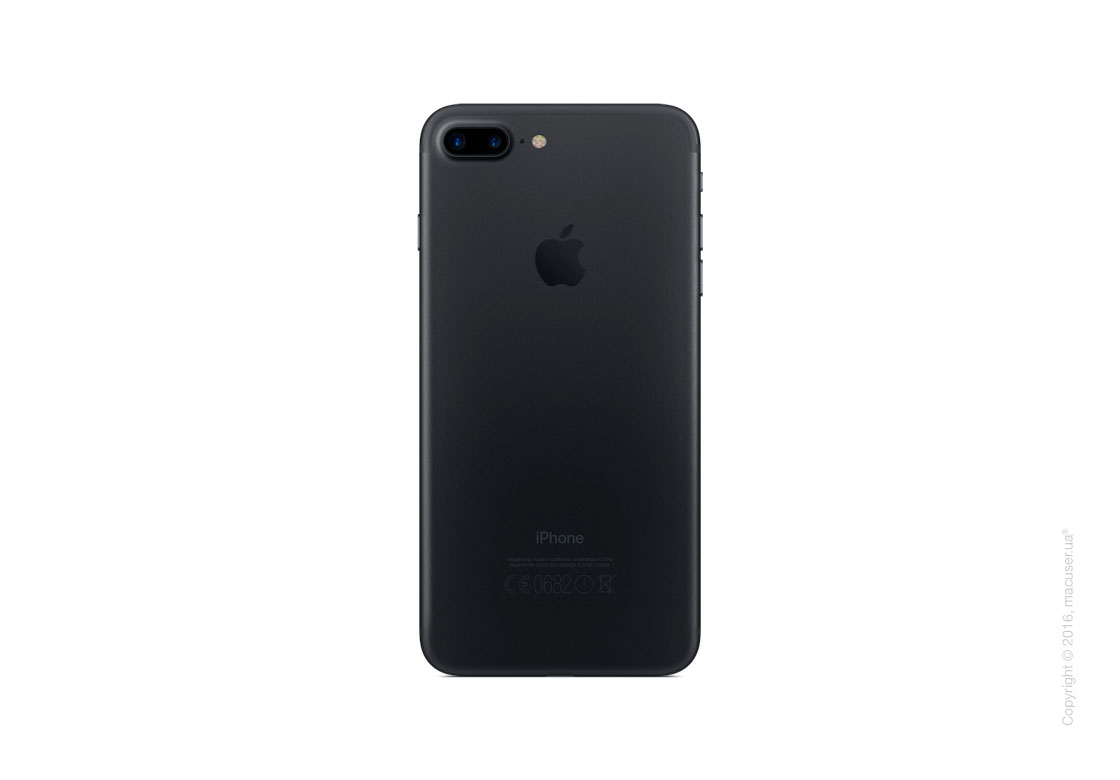 Apple iPhone 7 Plus 256GB, Black