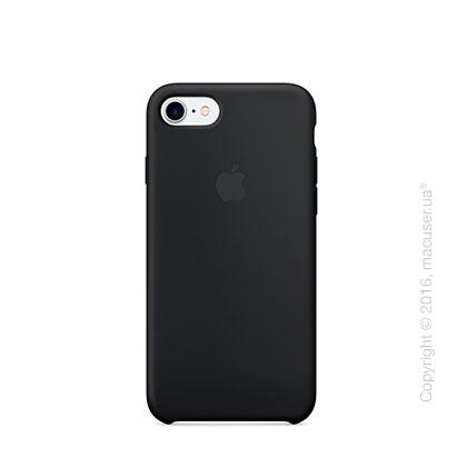 Чехол Apple iPhone 7 Silicone Case, Black