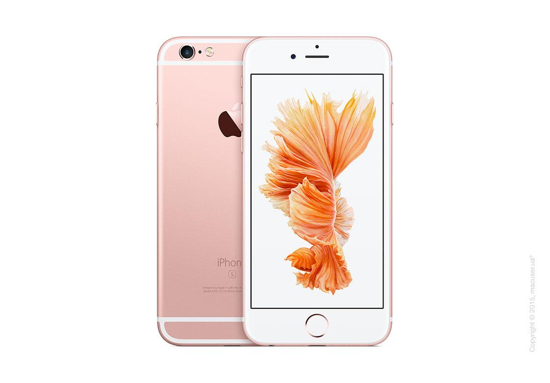 Apple iPhone 6s 32GB, Rose Gold