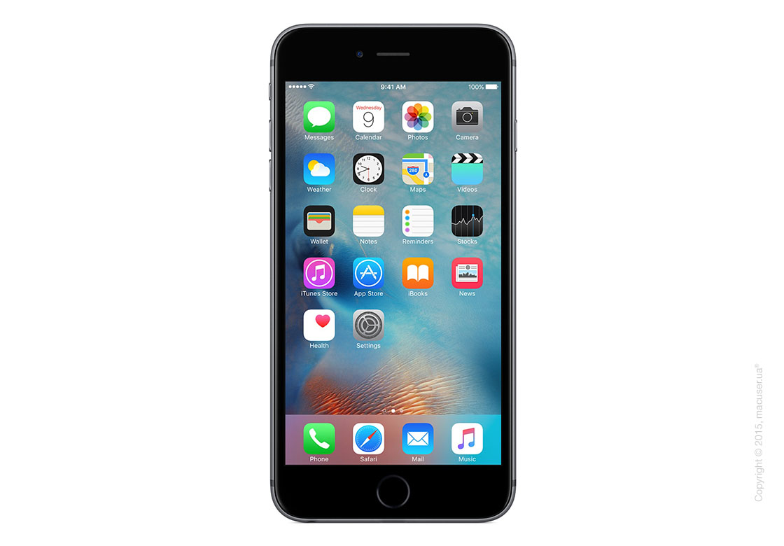 Apple iPhone 6s Plus 32GB, Space Gray
