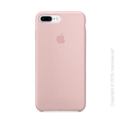 Чехол Apple iPhone 8 Plus/7 Plus Silicone Case, Pink Sand