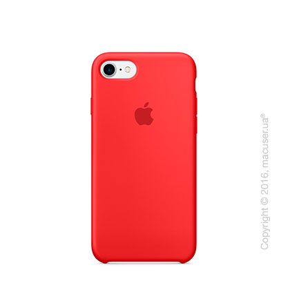Чехол Apple iPhone 8/7 Silicone Case, PRODUCT(RED)