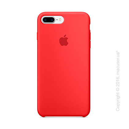 Чехол Apple iPhone 8 Plus/7 Plus Silicone Case, PRODUCT(RED)