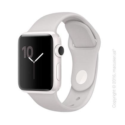 Apple Watch Edition Series 2 38mm Ceramic Case со спортивным ремешком цвета