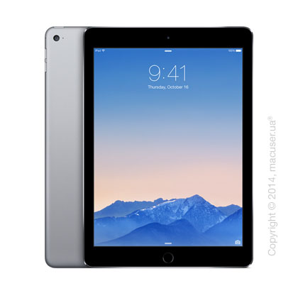 Apple iPad Air 2 Wi-Fi+4G 32GB, Space Gray