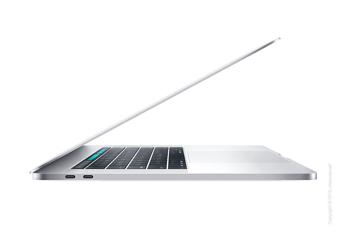 Apple MacBook Pro 15 Retina Silver MLW72