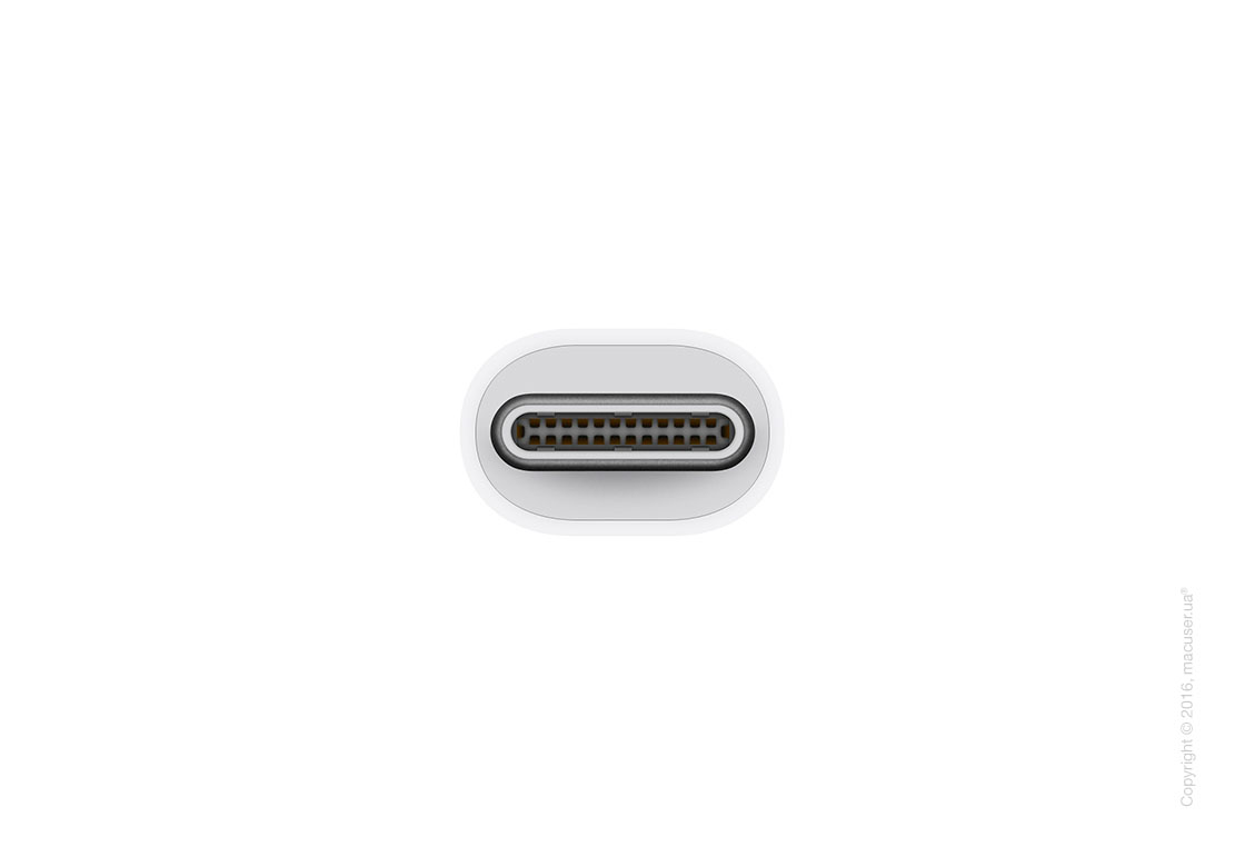 Переходник Apple Thunderbolt 3 (USB-C) to Thunderbolt 2
