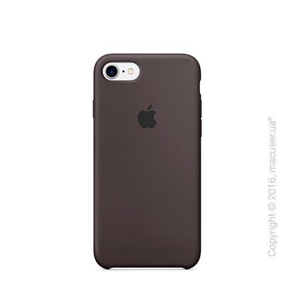 Чехол Apple iPhone 8/7 Silicone Case, Cocoa