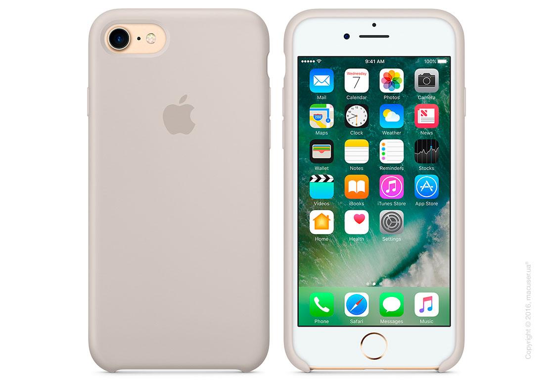 Чехол Apple iPhone 8/7 Silicone Case, Stone