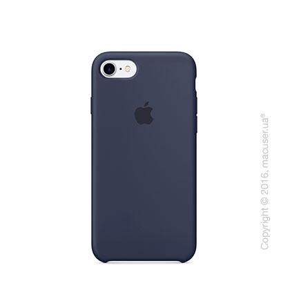 Чехол Apple iPhone 8/7 Silicone Case, Midnight Blue