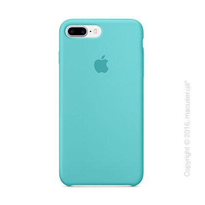 Чехол Apple iPhone 7 Plus Silicone Case, Sea Blue