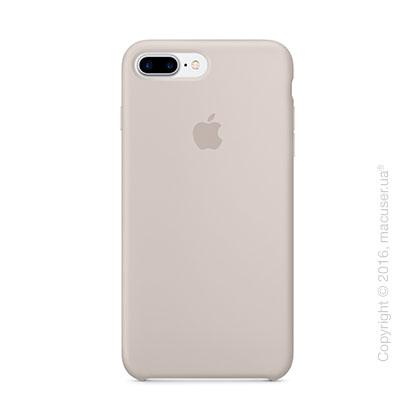 Чехол Apple iPhone 7 Plus/8 Plus Silicone Case, Stone