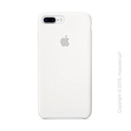 Чехол Apple iPhone 7 Plus/8 Plus Silicone Case, White