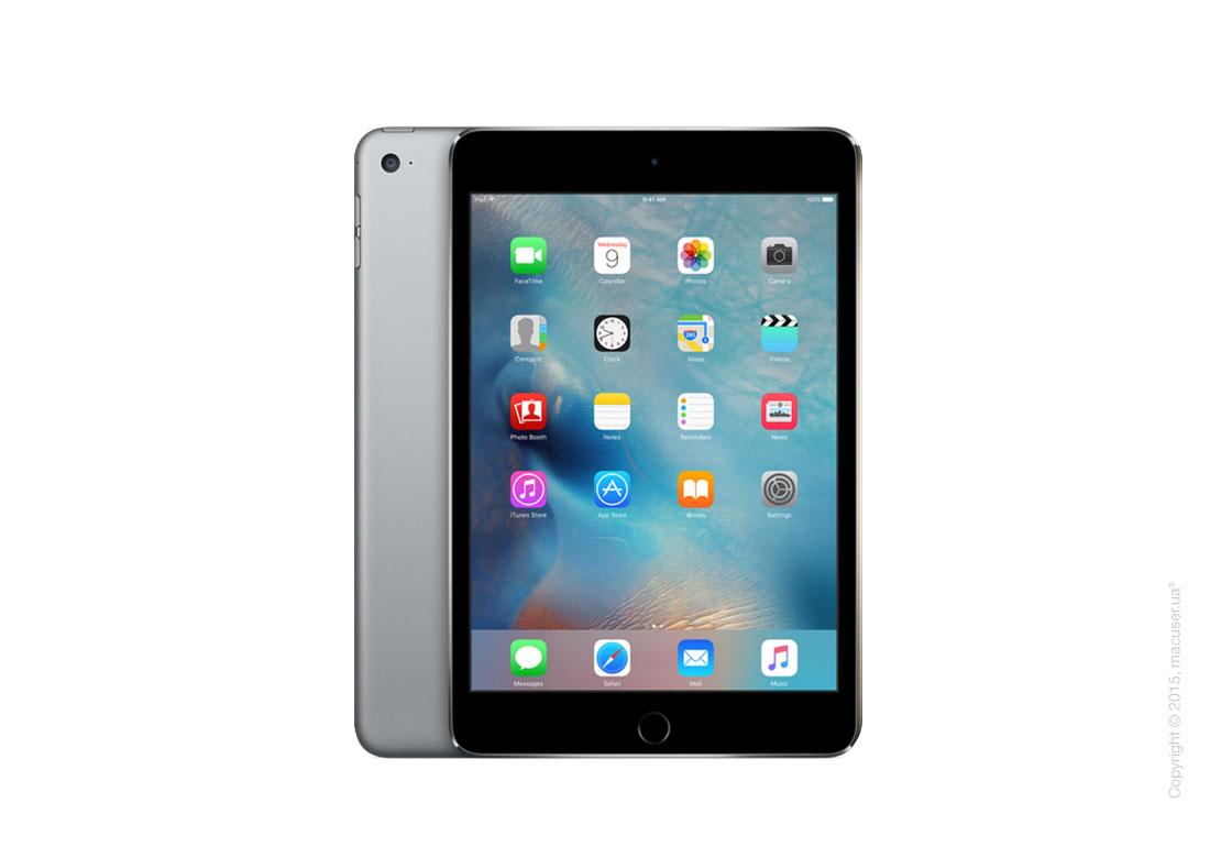Apple iPad Mini 4 Wi-Fi+4G 64GB, Space Gray