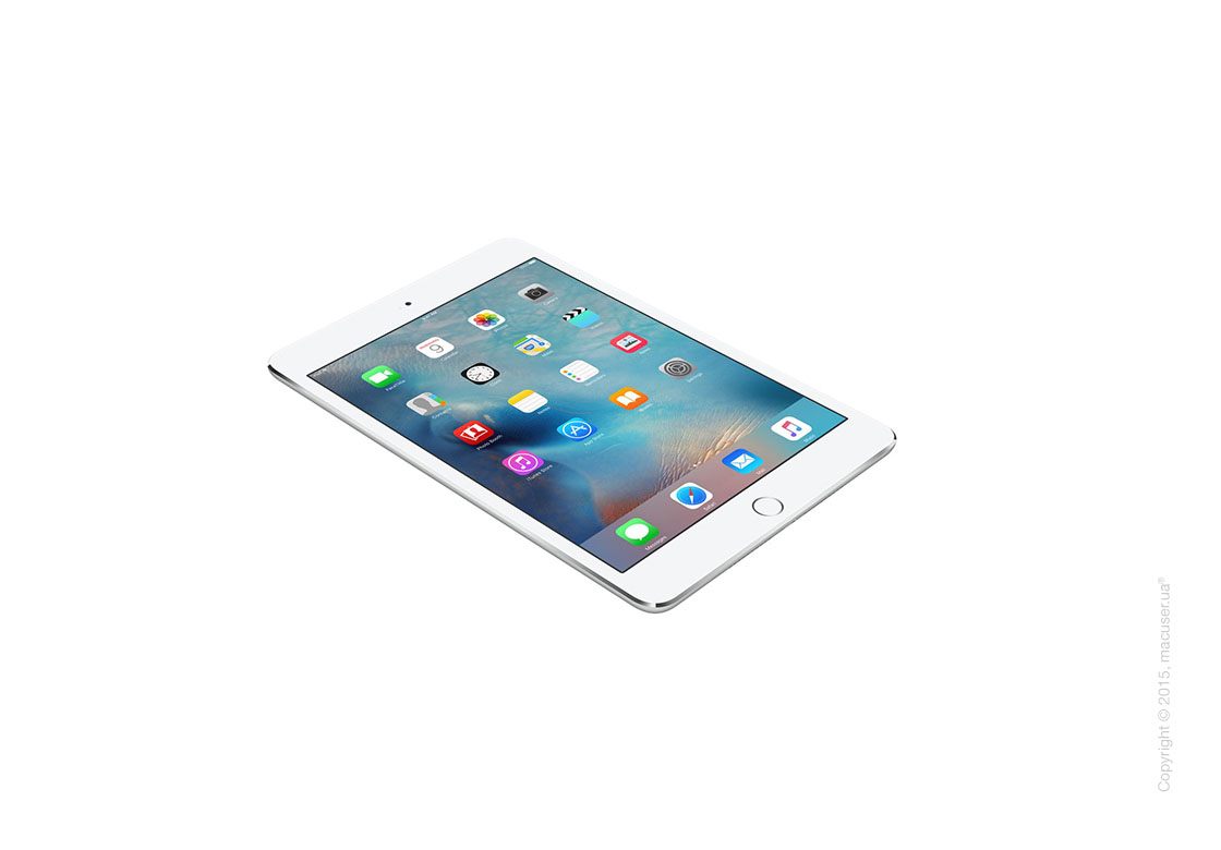 Apple iPad Mini 4 Wi-Fi+4G 64GB, Silver