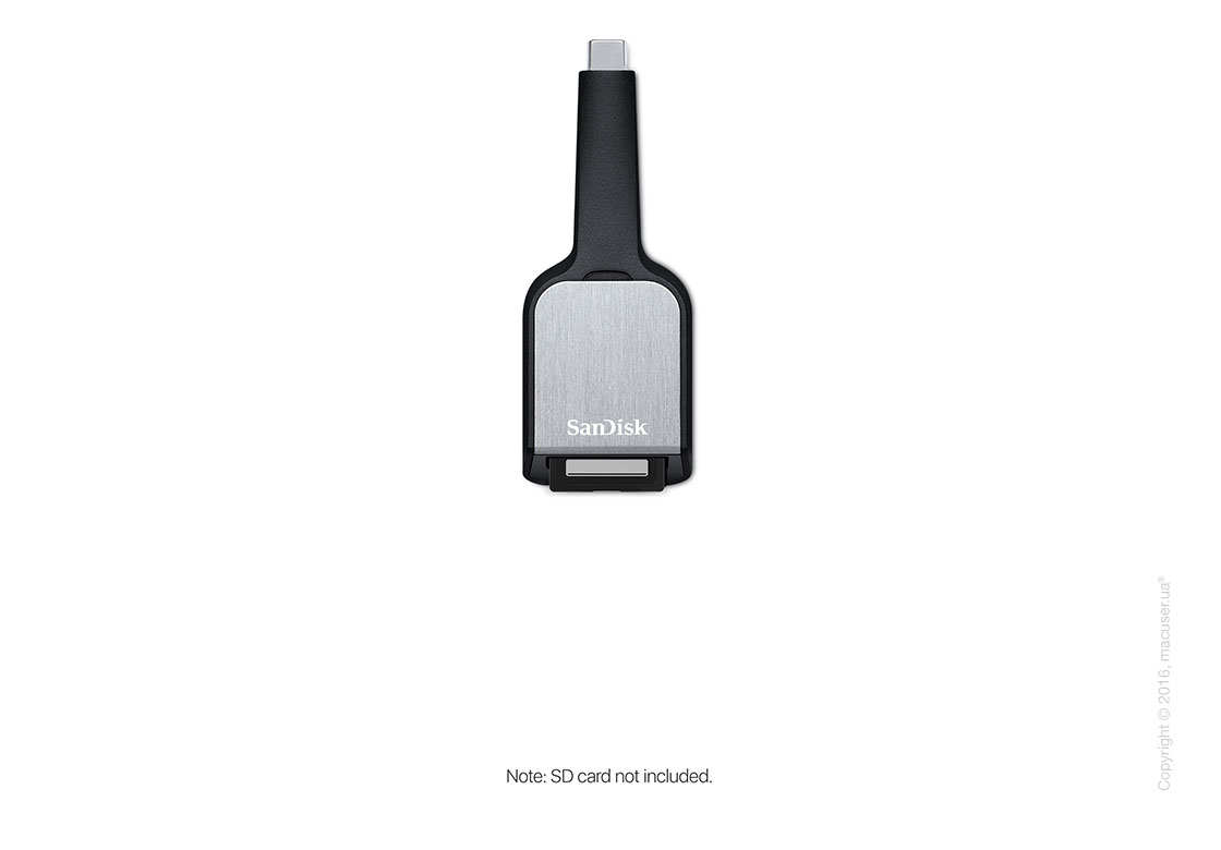 Переходник SanDisk Extreme Pro SD UHS-II Card USB-C Reader