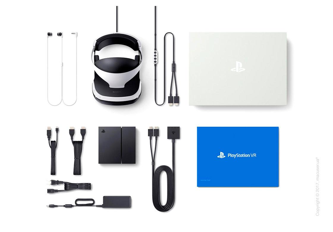 Очки виртуальной реальности Sony PlayStation VR